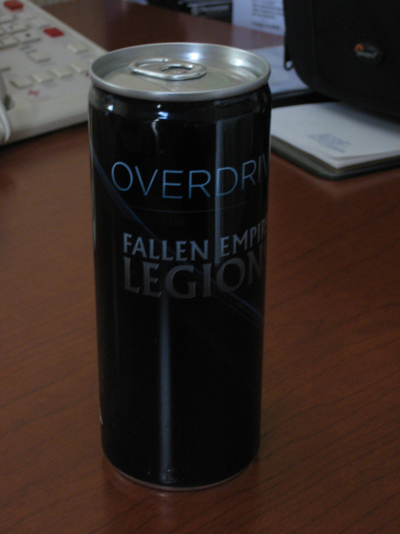 Overdrive Energy Drink